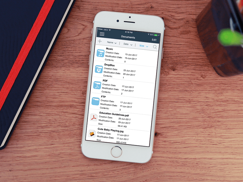 File Manager - AppAspect