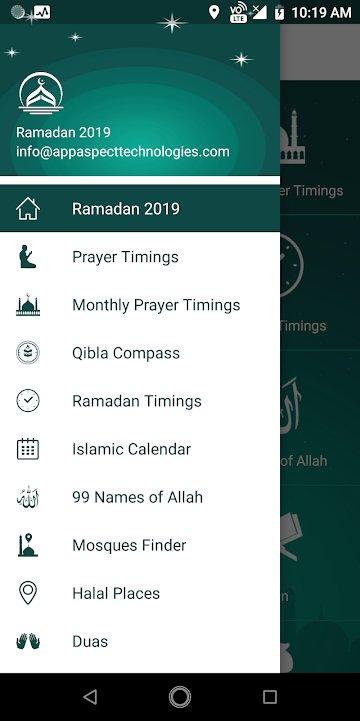 Ramadan 2019 - AppAspect